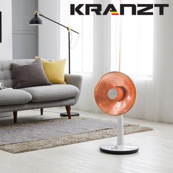 클란츠 알스발트 H1 히터 PKO-1005 (화이트) (업체별도 무료배송)