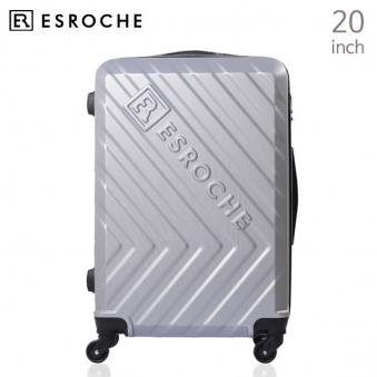 [ESROCHE/에스로체] 실버 ER - CSM 4 (20인치 ABS캐리어) (업체별도 무료배송)