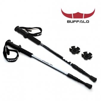 버팔로 코만치 3단 등산스틱 BWST1635 (옵션 선택) (업체별도 무료배송)