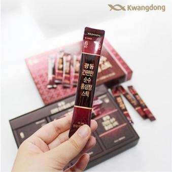 광동제약 간편한 순수 홍삼정 스틱 10ml x 30포 (업체별도 무료배송)
