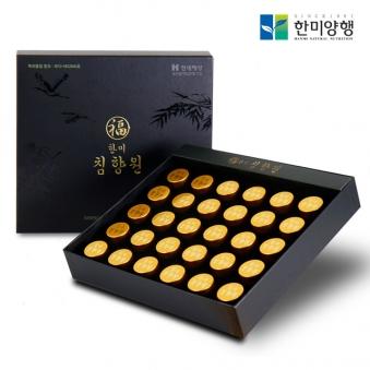 [밤사특가] 한미 침향원 3.75g*30환 (업체별도 무료배송)