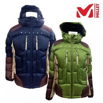 [MILLET] 밀레 남녀 라번 구스 100% 다운 자켓 90/95사이즈 (업체별도 무료배송)