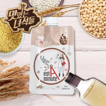 우유분말이 있는 한끼 대용 곡물쉐이크 50g x 10개 (업체별도 무료배송)