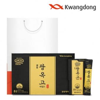 [광동] 광옥고 마일드 스틱 10g*30포+쇼핑백증정 (업체별도 무료배송)