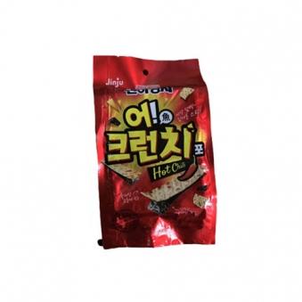 천하장사 어크런치포 핫칠리 20g x 10봉 (업체별도 무료배송)