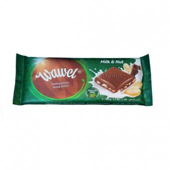 바벨 초콜릿 밀크피넛 100g x 5개 (업체별도 무료배송)