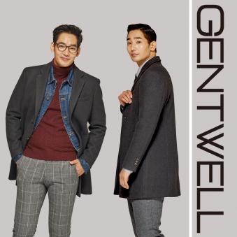 [GENTWELL] 젠트웰 JERSEY 울 퀼팅 패딩 스트레치 코트 GLDCO12A (업체별도 무료배송)