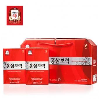 정관장 홍삼보력 70ml*30포+쇼핑백증정 (업체별도 무료배송)