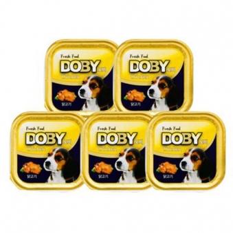도비 닭고기 캔 90g x 10개 (업체별도 무료배송)