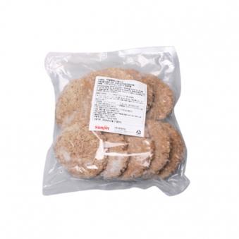 리얼 함박 스테이크 1.6kg (업체별도 무료배송)