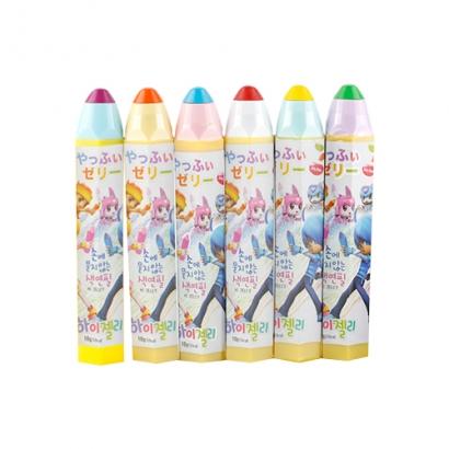 하이젤리 10g (색연필+젤리빈구성/랜덤발송)