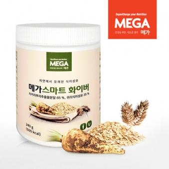 [메가] 스마트화이버 240g (업체별도 무료배송)