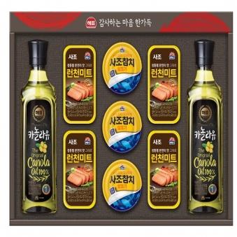 [사조] 안심특선 S12호 (업체별도 무료배송)