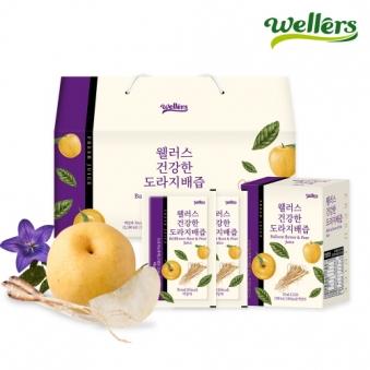 [1+1] 웰러스 건강한 도라지배즙 70mlx30포 (업체별도 무료배송)