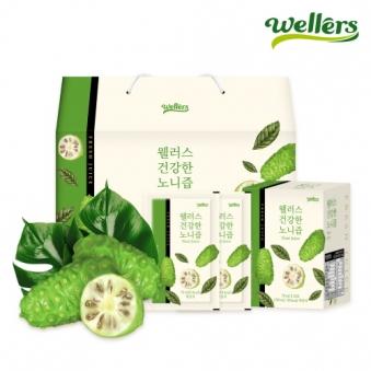 [1+1] 웰러스 건강한 노니즙 70mlx30포 (업체별도 무료배송)