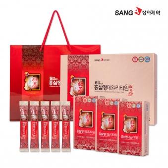 (300개 한정) [상아제약] 6년근 홍삼정 데일리타임(10ml×30포) (업체별도 무료배송)