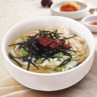 부산맛집 미로시장 손칼국수 1kg (맛선택) (5인분) (업체별도 무료배송)