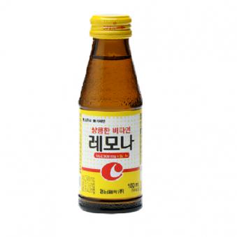 [다다익선] [경남제약] 상큼한비타민 레모나 100ml x 20개 (업체별도 무료배송)