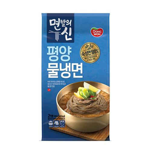 [설맞이딜][동원] 면발의신 평양 물냉면 850g (2인분)