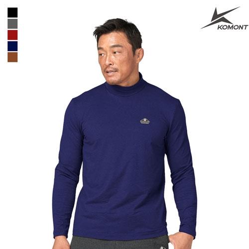 [코몽트] 추성훈의 솔리드 터틀넥 티셔츠(KMT199902) 5종 택1 (업체별도 무료배송)