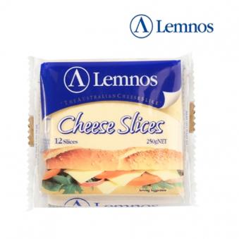 [램노스] 치즈 슬라이스 250g(12장) X 3팩 (업체별도 무료배송)