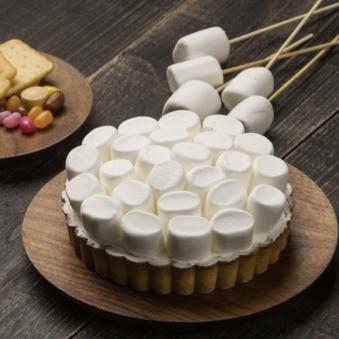 마시멜로 케익 400g (업체별도 무료배송)