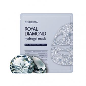[셀더마] 로얄 다이아몬드 하이드로겔 마스크팩 1박스 (2매입)