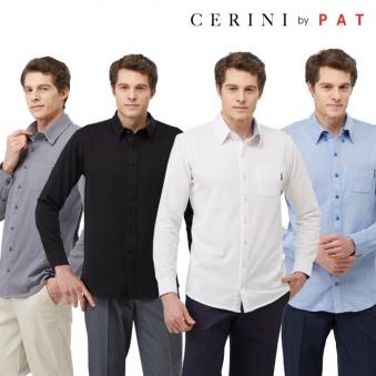 [패션설특가할인] [CERINI BY PAT] 캐쥬얼 셔츠(4색상) (업체별도 무료배송)