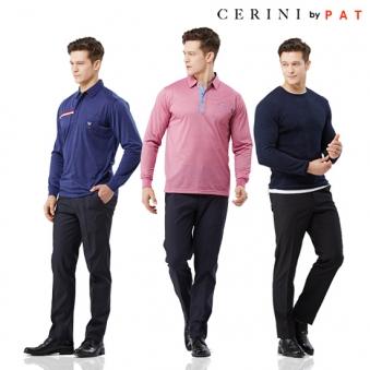 [패션설특가할인] [CERINI BY PAT] 남성 스프링 릴렉스 팬츠(3색상) (업체별도 무료배송)