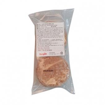 뉴로스트 비프패티 1kg (업체별도 무료배송)