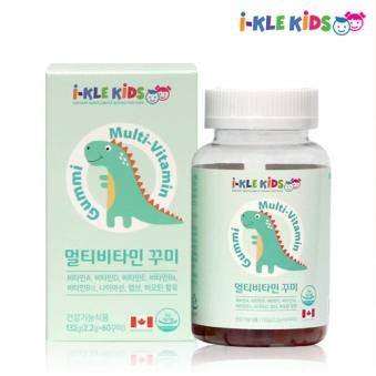 아이가 먼저 찾는 꾸미 영양제 (멀티비타민) 2.2g*60꾸미 (업체별도 무료배송)