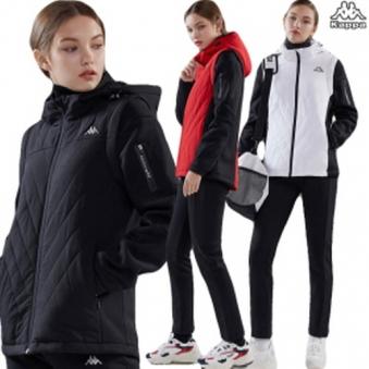 [KAPPA] 카파 여성 FW 히트큐브 트랜스폼 수트 자켓 (업체별도 무료배송)