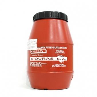 시우라스 칼라마타 올리브 3.3kg x 2통 (업체별도 무료배송)