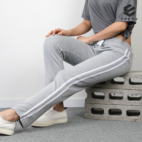 [EZBUY] 미친편안함 여성 날씬한 핏의 트레이닝 바지(A92LP034W) (업체별도 무료배송)