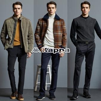 [KAPPA] 카파 남성 에어로 퍼포먼스 팬츠 3종 택1 (업체별도 무료배송)