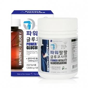 [어바틀] 파워팔팔 글루코사민 1,020mg x 120캡슐 (업체별도 무료배송)