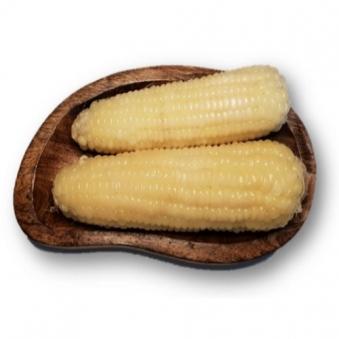 [다다익선] 쫀득달콤 백찰 옥수수 350g x 20개 (업체별도 무료배송)