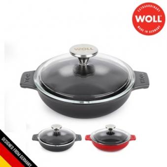 [독일 WOLL] 아이언 무쇠주물 미니웍 18cm (색상선택) (업체별도 무료배송)