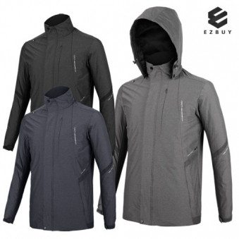 [EZBUY] 리더 남성 보카시 바람막이 자켓(AX02JK007M) (업체별도 무료배송)
