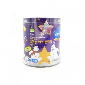 바이오 모멘트 유기농 베어 믹스 버킷 (사탕)  250g (업체별도 무료배송)