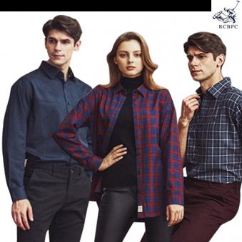 [RCBPC 폴로클럽] 남성/여성 간절기 셔츠 6종 택1 (업체별도 무료배송)