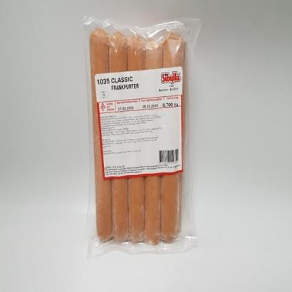 [타임특가][시빌리아] 프랑크프루트 소세지 700g*12개(8.4kg) X 1박스 (업체별도 무료배송)