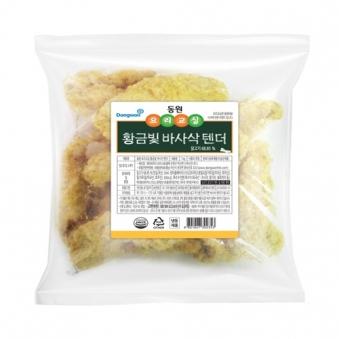 [밤사특가][동원] 황금빛바사삭 치킨텐더 1kg X 3봉(총 3KG) (업체별도 무료배송)