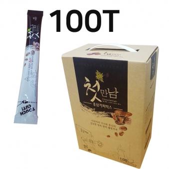 첫만남 홍삼 커피믹스 12g * 100개 (업체별도 무료배송)