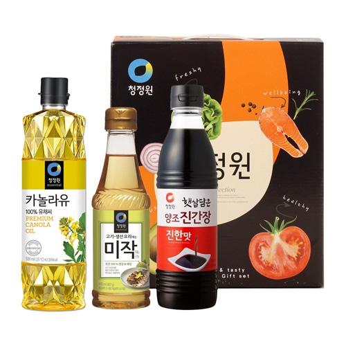 [청정원] 특선 드림 3호 (업체별도 무료배송)
