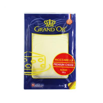 [그랑도르] 모짜렐라 슬라이스 치즈 160g x 4팩 (업체별도 무료배송)