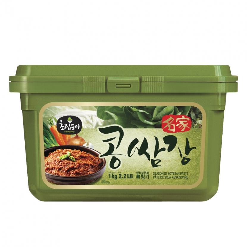 [타임특가] [신송식품] 초립동이 명가쌈장 1kg