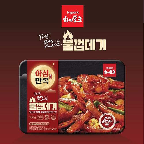 [푸드화이터][핫딜] [하이포크] THE 맛있는 불껍데기 150g x 4개 (업체별도 무료배송)