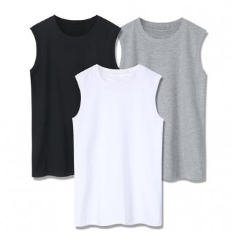 [재입고] 30수 순면 라운드 나시 티셔츠(NC01) 5종 택1 (업체별도 무료배송)