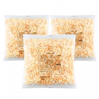 [매일유업] 상하치즈 자연치즈 74% 멀티믹스 슈레드 치즈 500g x 3봉 (총1.5kg) (업체별도 무료배송)